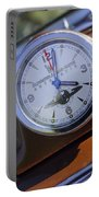 1950 Oldsmobile 88 Dashboard Clock Portable Battery Charger