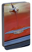 1951 Chevrolet Sedan Delivery Hood Ornament Portable Battery Charger