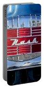1951 Nash Emblem Portable Battery Charger