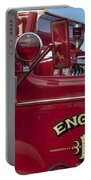 1952 L Model Mack Pumper Fire Truck 2 Portable Battery Charger