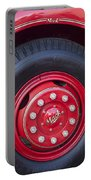 1952 L Model Mack Pumper Fire Truck Wheel 2 Portable Battery Charger