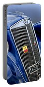 1952 Lancia Ardea 4th Series Berlina Grille Emblems Portable Battery Charger