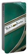 1953 Chevrolet Belair Side Emblem Portable Battery Charger