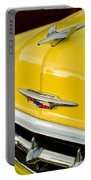 1954 Chevrolet Hood Ornament 4 Portable Battery Charger