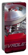 1955 Chevrolet 210 Engine Portable Battery Charger