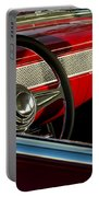1955 Chevrolet 210 Steering Wheel Portable Battery Charger