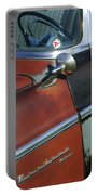 1955 Chrysler Windsor Deluxe Emblem Portable Battery Charger