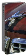 1955 Chrysler Windsor Deluxe Hood Ornament Portable Battery Charger
