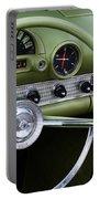 1956 Thunderbird Interior Portable Battery Charger