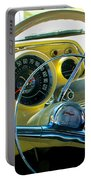 1957 Chevy Bel Air Dash Portable Battery Charger