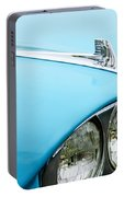 1958 Chevrolet Impala Fender Spear Portable Battery Charger