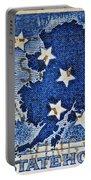 1959 Alaska Statehood Stamp Portable Battery Charger
