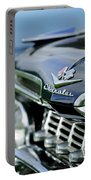 1959 Chevrolet Grille Emblem Portable Battery Charger