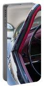 1959 Jaguar S Roadster Steering Wheel 2 Portable Battery Charger