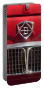 1960 Autobianchi Bianchina Transformabile Coupe Hood Emblem Portable Battery Charger