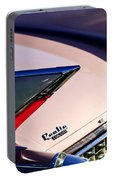 1960 Cadillac Eldorado Taillights Portable Battery Charger