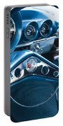 1960 Chevrolet Impala Steering Wheel Portable Battery Charger