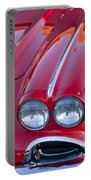 1962 Chevrolet Corvette Headlight Portable Battery Charger