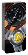 1963 Apollo Steering Wheel 2 Portable Battery Charger by Jill Reger