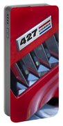 1965 Ac Cobra Emblem 2 Portable Battery Charger