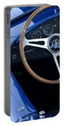 1965 Cobra Sc Steering Wheel 2 Portable Battery Charger