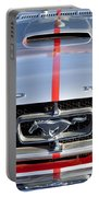 1965 Ford Mustang Front End Portable Battery Charger