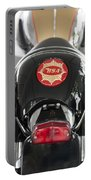 1966 Bsa 650 A-65 Spitfire Lightning Clubman Motorcycle Portable Battery Charger by Jill Reger