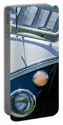 1966 Volkswagen Vw Microbus Portable Battery Charger
