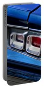 1968 Dodge Coronet Rt Hemi Convertible Taillight Emblem Portable Battery Charger
