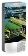 1969 Pontiac Gto And Firebird Portable Battery Charger