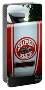 1970 Dodge Super Bee 1 Portable Battery Charger by Paul Ward