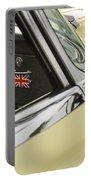 1970 Jaguar Xk Type-e Emblem Portable Battery Charger