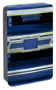 1971 Chevrolet Grille Emblem Portable Battery Charger