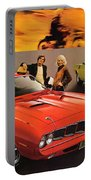 1971 Plymouth Barracuda Portable Battery Charger