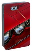 1971 Plymouth Hemi 'cuda Portable Battery Charger