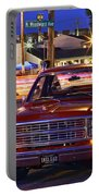 1979 Dodge Li'l Red Express Truck Portable Battery Charger