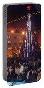 1st International Christmas Festival Portable Battery Charger