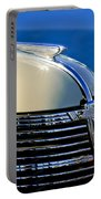 1933 Chevrolet Hood Ornament Portable Battery Charger