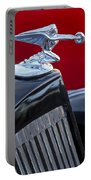 1935 Packard Hood Ornament Portable Battery Charger