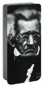 Andrew Jackson, 7th American President Portable Battery Charger