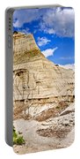 Badlands In Alberta Portable Battery Charger