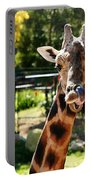 Baringo Giraffe Portable Battery Charger