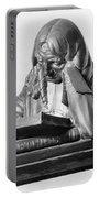 Baruch Spinoza (1632-1677) Portable Battery Charger