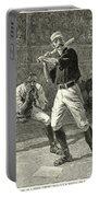 Baseball, 1888 Portable Battery Charger