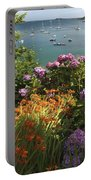 Bay Beside Glandore Village In West Portable Battery Charger