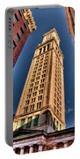 Boston Custom House Portable Battery Charger