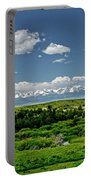 Bridger Mountain View Portable Battery Charger