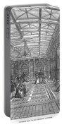Brighton Aquarium, 1872 Portable Battery Charger