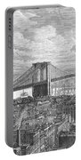 Brooklyn Bridge, 1883 Portable Battery Charger