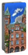 Buffalo Psychiatric Center Portable Battery Charger